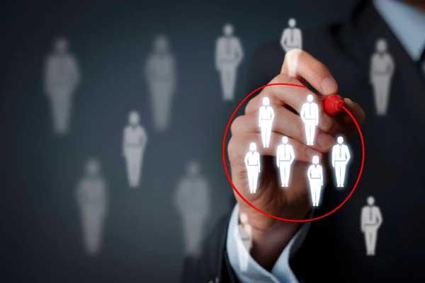encontrar e fidelizar um publico alvo